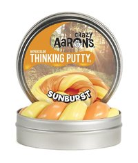 Crazy Aarons Thinking Putty: Sunburst