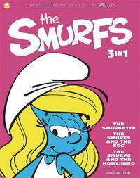 Smurfs 3-in-1 #2 by Peyo