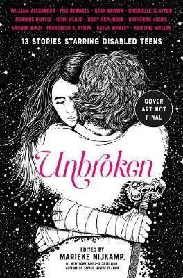 Unbroken by Marieke Nijkamp image
