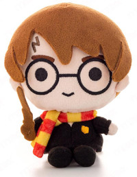 "Harry Potter: 8"" Plush - Harry"