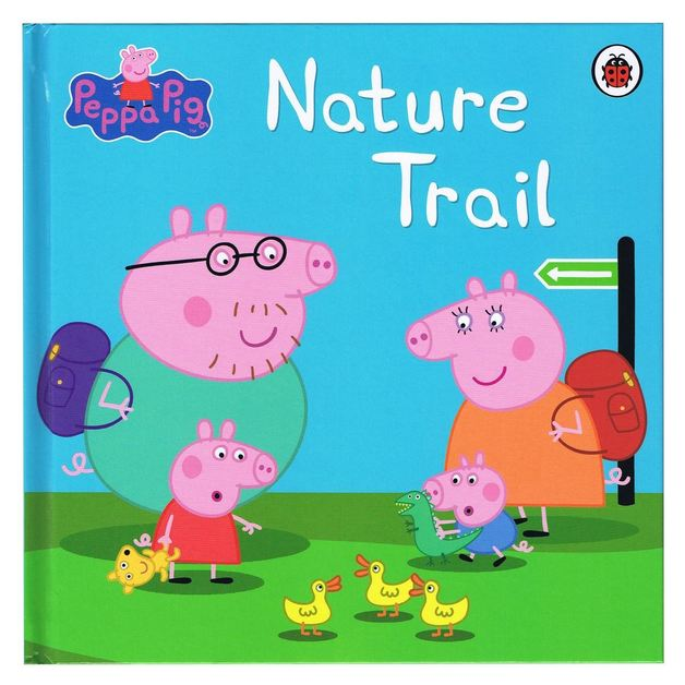 Peppa Pig Nature Trail On Sale Now At Mighty Ape Nz