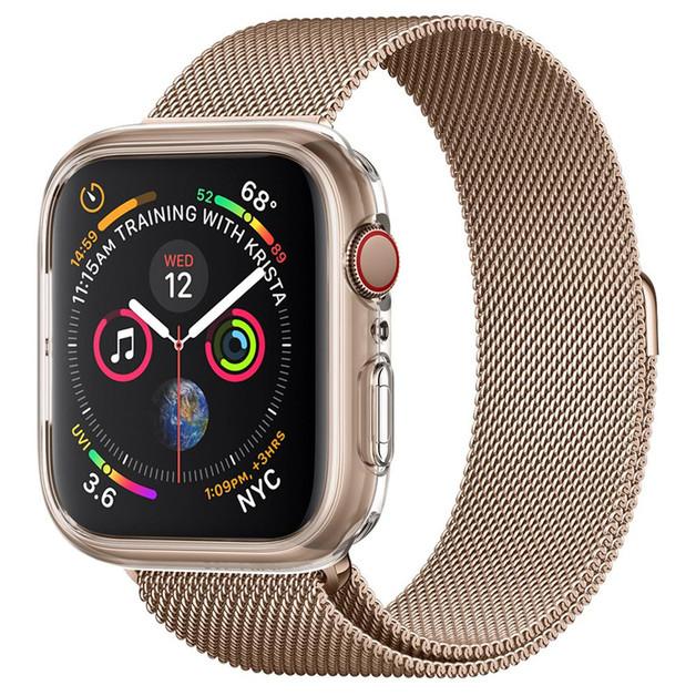 Spigen: Apple Watch 40mm Liquid Crystal Case - Crystal Clear
