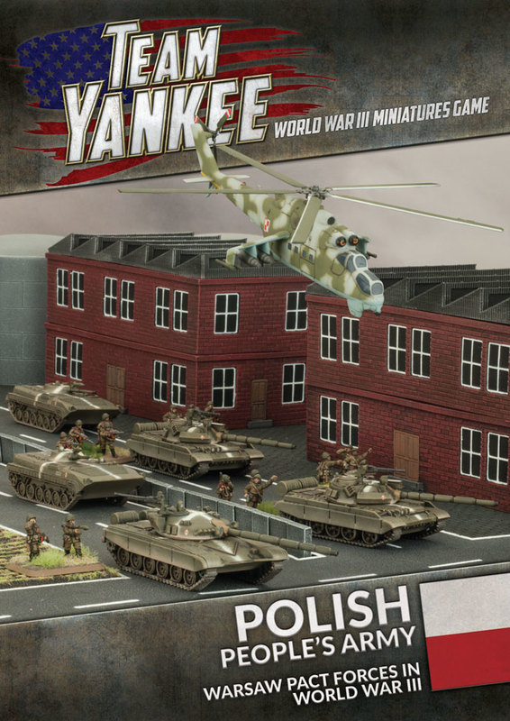 Team Yankee: Polish People's Army
