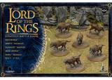 The Lord of the Rings Wild Wargs
