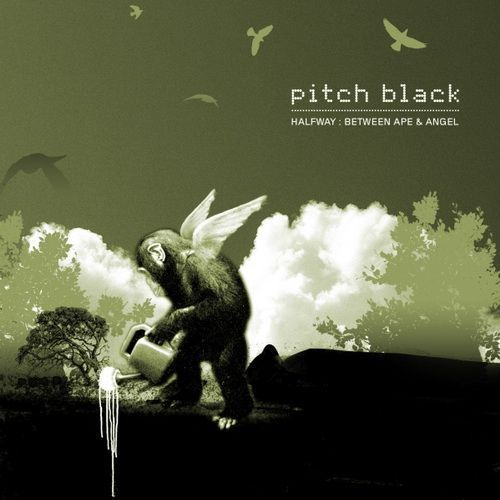 Halfway: Between Ape and Angel by Pitch Black