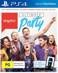 Singstar: Ultimate Party (Game only) for PS4