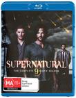 Supernatural - The Complete Ninth Season on Blu-ray