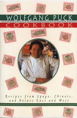 Wolfgang Puck Cookbook by Puck image