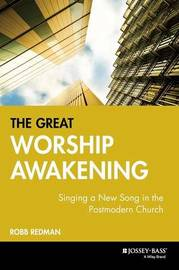 The Great Worship Awakening by Robb Redman image