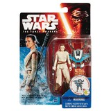 "Star Wars: The Force Awakens 3.75"" Snow Mission Rey (Starkiller Base)"