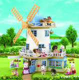 Sylvanian Families: Field View Mill