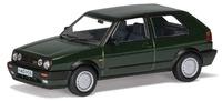 Corgi: 1/43 Volkswagen Golf Mk2 GTI 16V, Oak Green, RHD (UK)
