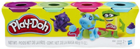 Play Doh: Classic Colours - 4 Pack