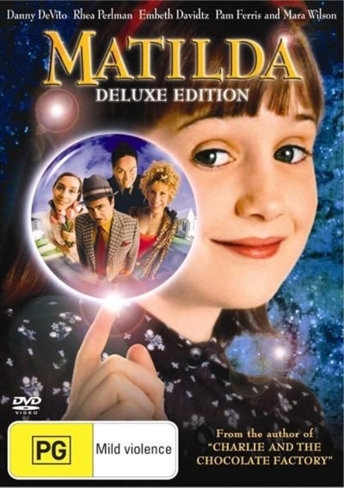 Matilda (1996) - Deluxe Edition on DVD image