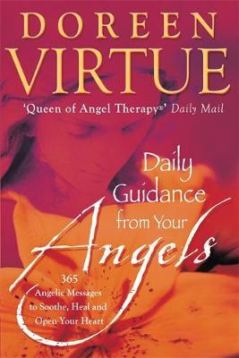 Daily Guidance From Your Angels by Doreen Virtue image