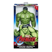 Marvel: Titan Hero - Hulk (Purple Pants)