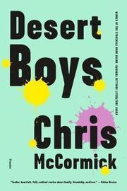 Desert Boys by Chris McCormick