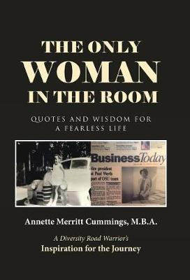 The Only Woman in the Room by M B a Annette Merritt Cummings image
