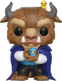 Beauty & the Beast - The Beast (Winter) Pop! Vinyl Figure