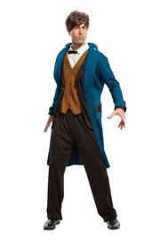 Deluxe Newt Scamander Costume - Standard Size