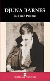 Djuna Barnes by Deborah C. Parsons