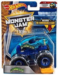 Hot Wheels: Monster Jam - Crushstation