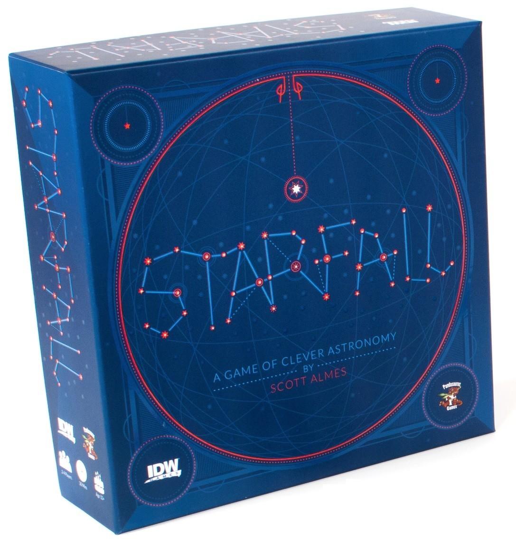 Starfall - Board Game image