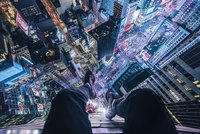 On The Edge Of Times Square Maxi Poster (940)