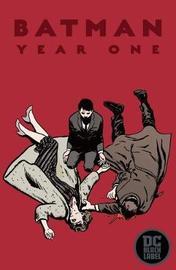 Batman: Year One: DC Black Label Edition by Frank Miller