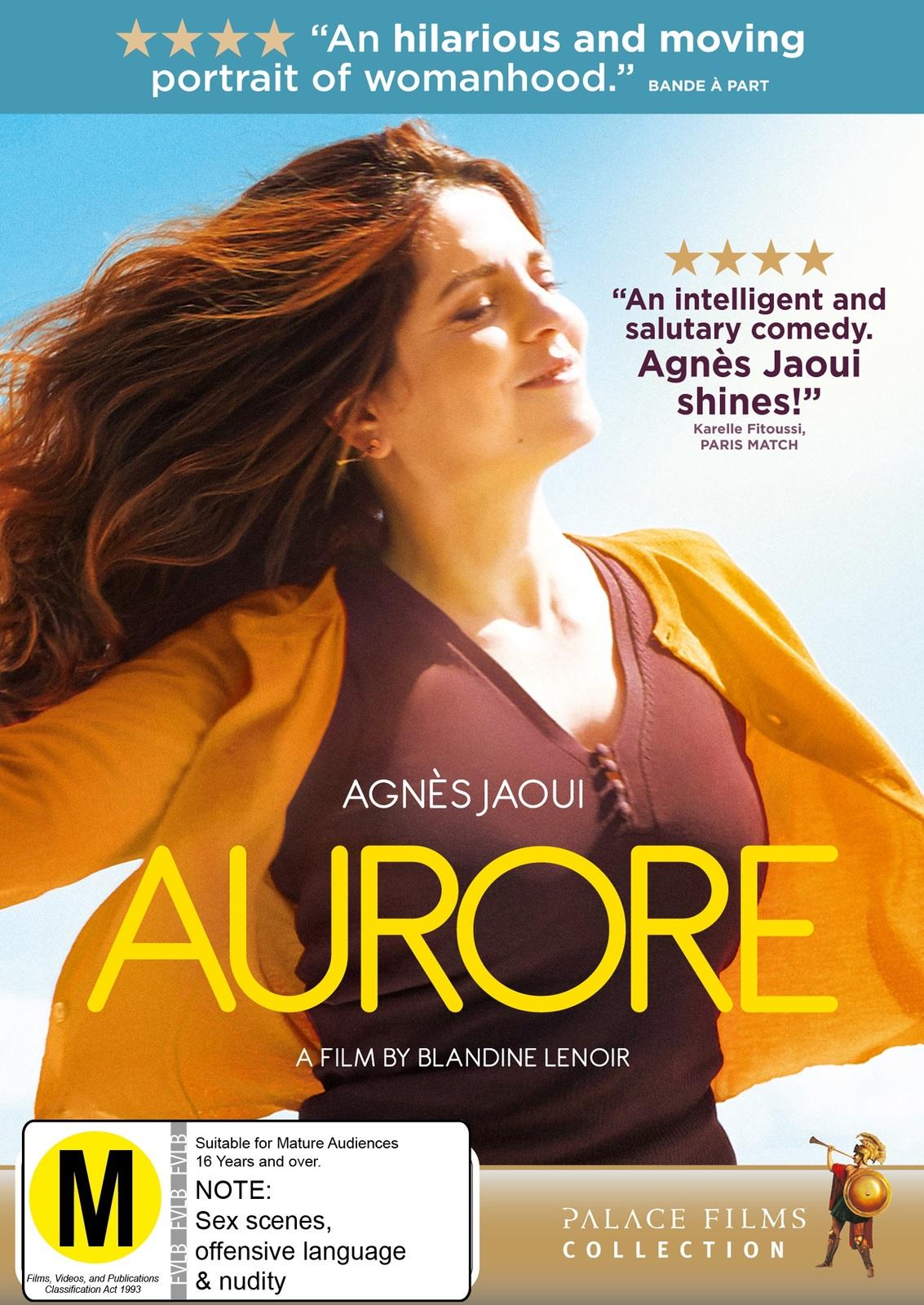 Aurore on DVD image