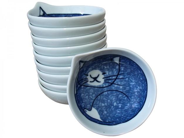 LaVida: Bowl - Sleepy Cat (Small)