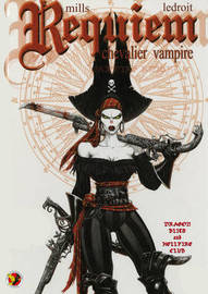 Requiem Vampire Knight Vol. 3 by Pat Mills