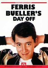 Ferris Bueller's Day Off on DVD