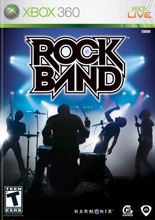 Rock Band (game only) for Xbox 360