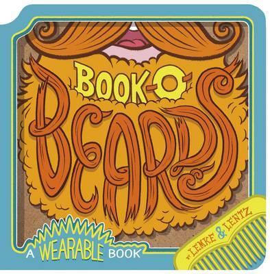 Book-O-Beards: A Wearable Book by Donald Lemke