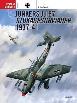Junkers Ju 87 by John Weal