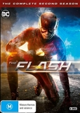 The Flash - The Complete Second Season on DVD