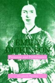 Emily Dickinson by Elizabeth Phillips