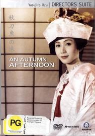 Autumn Afternoon, An (2 Disc Set) on DVD