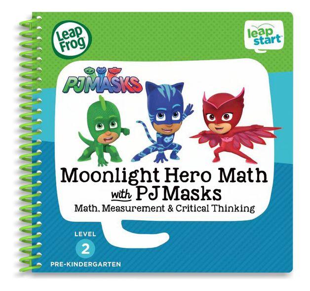 Leapstart: PJ Masks Moonlight Maths - Activity Book (Level 2)