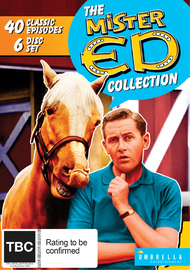 The Mister Ed Collection on DVD