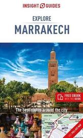 Insight Guides Explore Marrakesh by APA Publications Limited