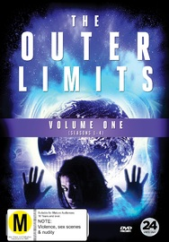 The Outer Limits Volume One (seasons 1-4) on DVD