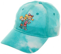 Hey Arnold Helga & Arnold Adjustable Snapback Cap