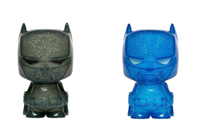 Batman (Blue & Grey) - Hikari XS Vinyl Figure 2-Pack image