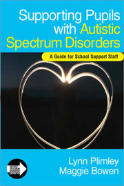 Supporting Pupils with Autistic Spectrum Disorders by Lynn Plimley image