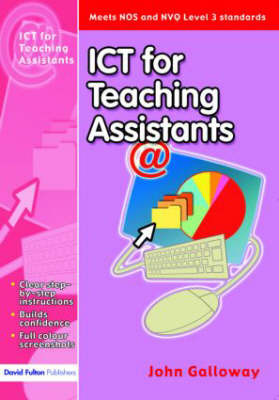 ICT for Teaching Assistants by Galloway image