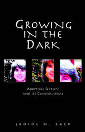Growing in the Dark by Janine M. Baer image