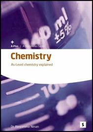 Chemistry by A. Ninan image
