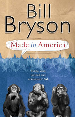 Made in America by Bill Bryson image